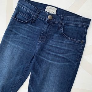 Current/Elliott Jeans - Current/Elliott Jeans Stiletto Skinny Ankle Jeans